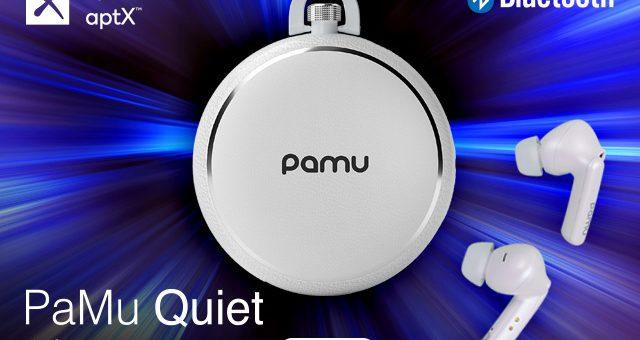 <静寂の新体験>業界最高クラス-40dBのノイキャン「PaMu Quiet」新色ホワイトが登場